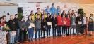 Siegerehrung Gruppenmeisterschaft Junioren